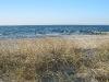 Blick auf Strand und Ostsee