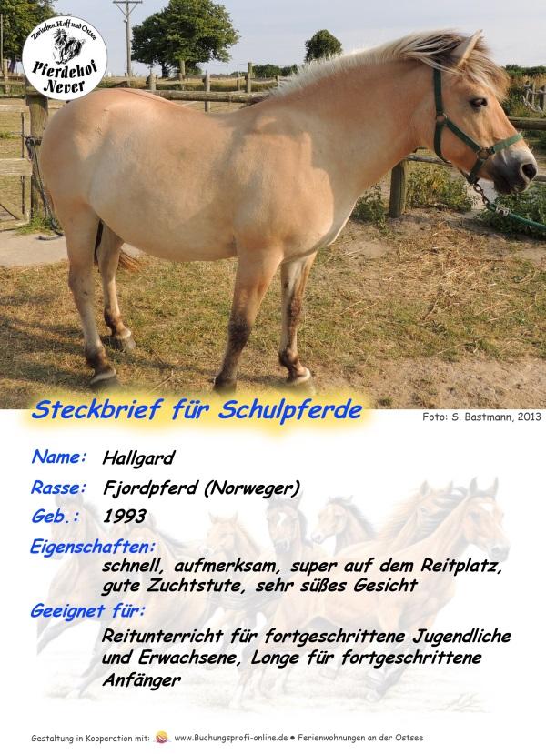 Steckbrief von Halgard